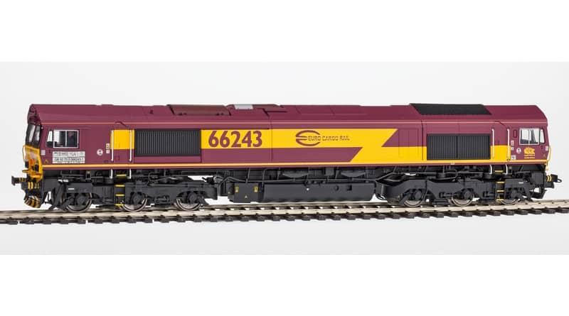 Class 66 de REE