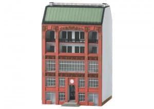 Immeuble Minitrix 66306
